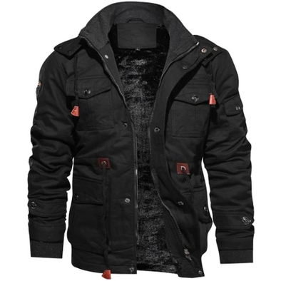 [LIMITED EDITION] Wolf Tactical Armory Jacket (3 Colors)