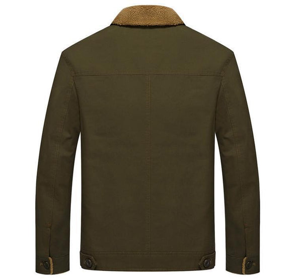 Tactical Fleece Jacket (3 Colors)