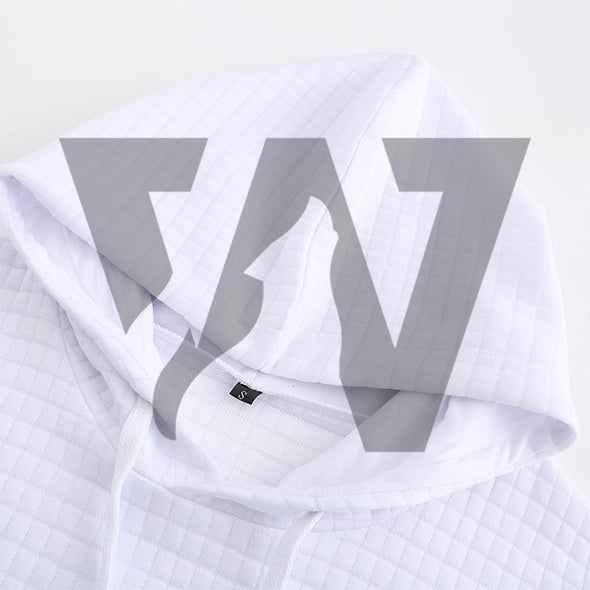 [LIMITED EDITION] Wolf Tactical Armory Hoodie White