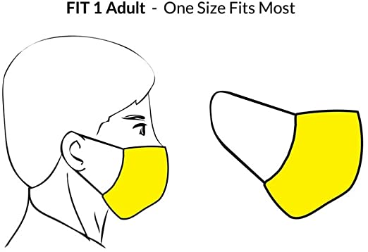 BLACKSTRAP  |  Civil Facemask (Black, One Size)