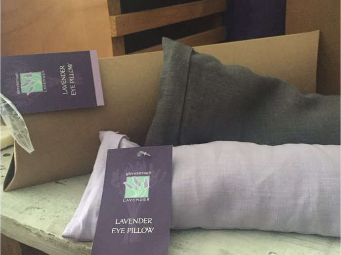 Glendarragh Lavender Eye Pillow