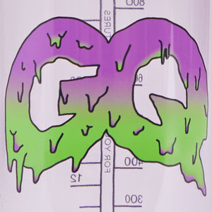 Slime Monster Logo 32 oz. Nalgene