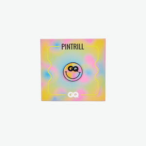 GQ x Pintrill Far Out Pin