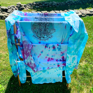 Will's Print Ain't Dead Tie-Dye (For a Good Cause)