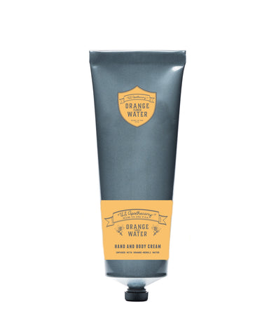 Orange Water Hand & Body Cream