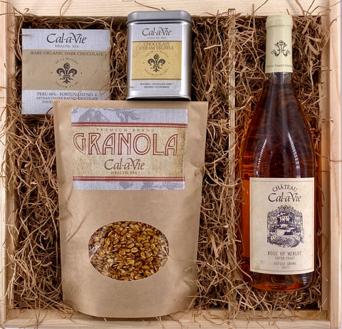 Wine & Culinary Gift Set