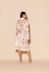 Wrap Up Butterfly Long Robe