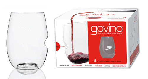 Govino 16 oz. Shatterproof Wine Glass