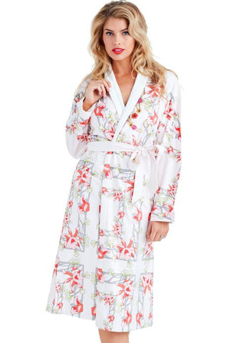 Wrap Up Ella Long Robe
