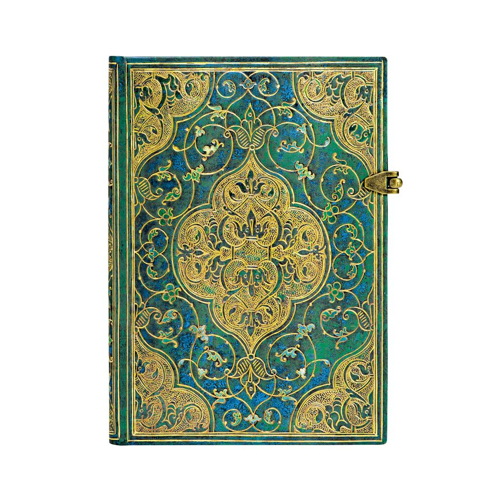 Paperblanks Turquoise Chronicles Journal