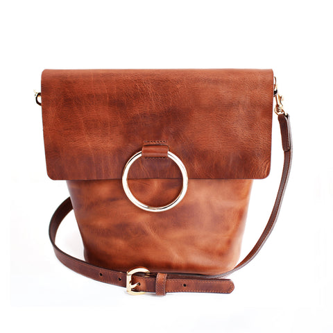Brave Leather Virtue Handbag