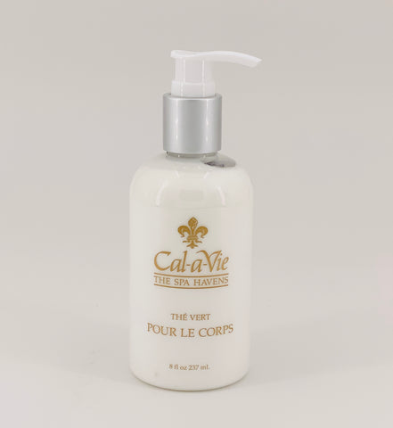 Cal-a-Vie Green Tea Lotion