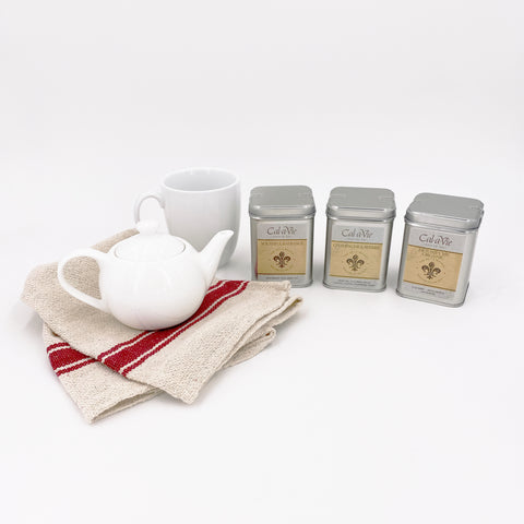 Green Tea Detox Gift Set