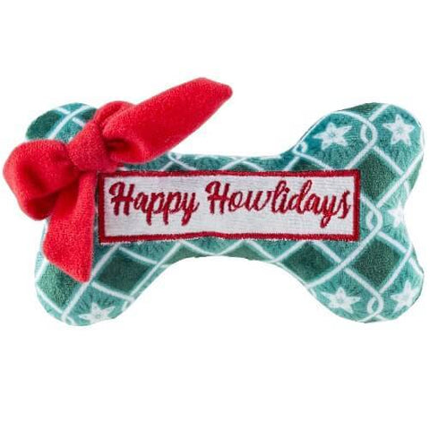 Haute Diggity Dog Happy Howlidays Bone