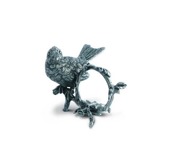 Song Bird Napkin Ring