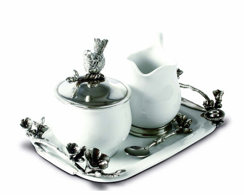 Vagabond House Song Bird Creamer Set