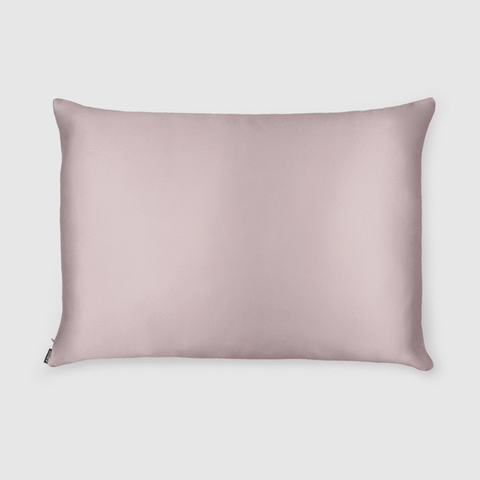 Shhh Silk Pillowcase (Mauve)