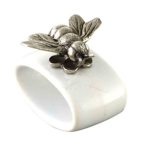 Vagabond House Bee Napkin Ring