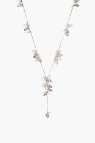 Chan Luu Silver Leaf Mix Necklace