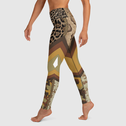 For the Love of Rockstars Prism Animal Tight