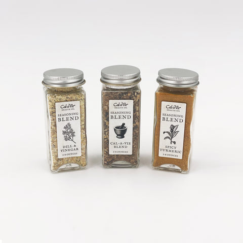 Cal-a-Vie Seasoning Blend Trio