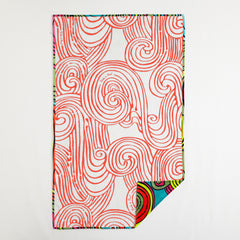 Oversized Beach Towel - Tidal