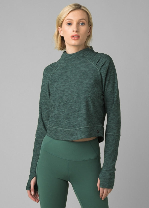 Prana Zandra Funnel Neck