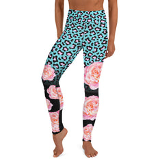 For the Love of Rockstars Wild Rose Tight