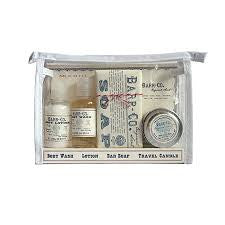 Barr-Co. Travel Gift Set