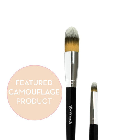 Dual Foundation Camouflage Brush
