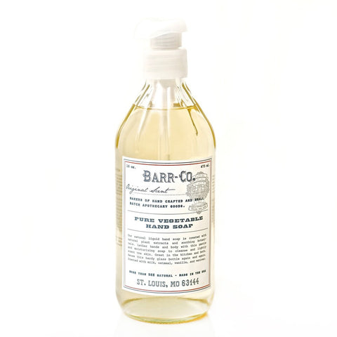 Barr-Co. Liquid Soap