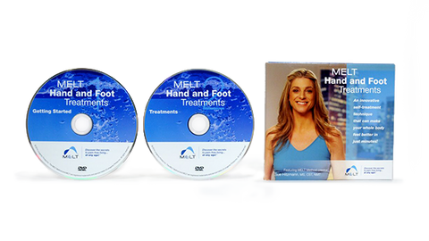 Melt Method Hand & Foot Treatment DVDs