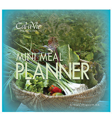 Mini Meal Planner CD