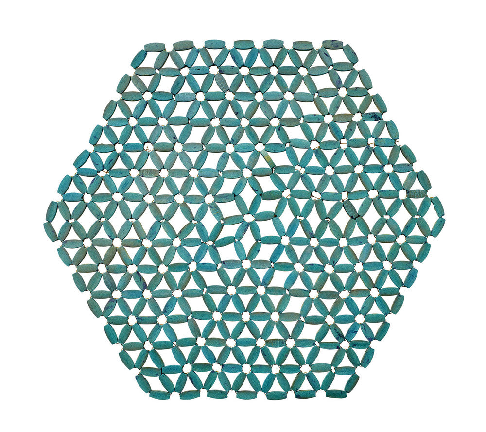 Kim Seybert Hexagon Bamboo Placemat