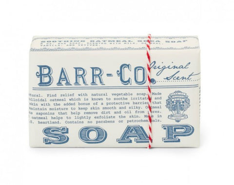 Barr-Co. Individually Wrapped Soap