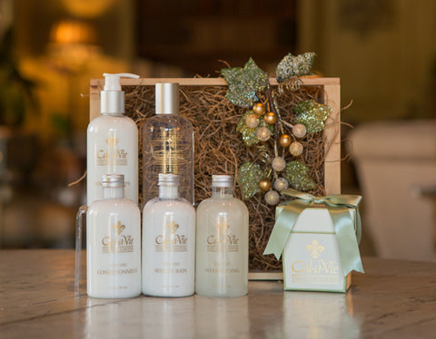 Cal-a-Vie Luxurious Spa Set