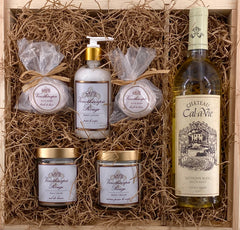 Wine & Vinotherapie Gift Set