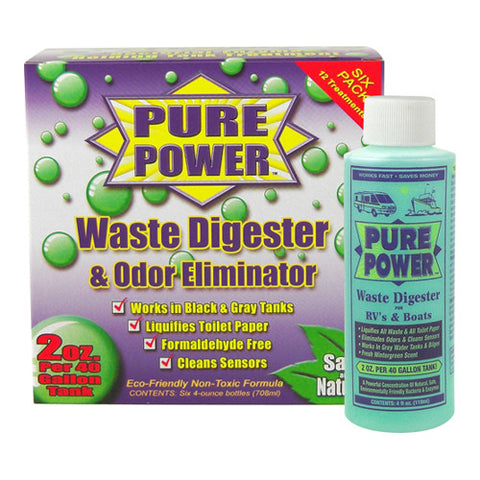 Pure Power - 4 oz. 6-pack