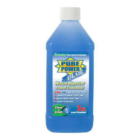 Pure Power Blue - 16 oz.