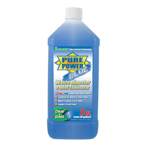 Pure Power Blue - 32 oz.