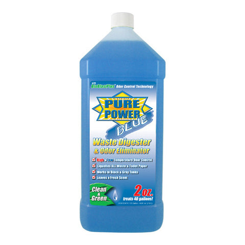 Pure Power Blue - 64 oz.