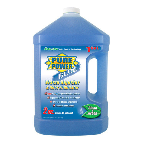Pure Power Blue - 128 oz.