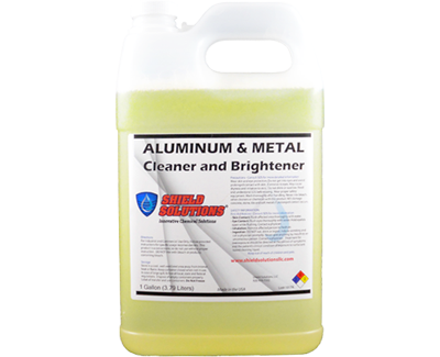 Aluminum & Metal Cleaner & Brightener
