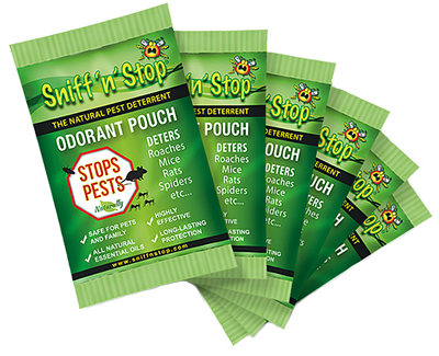Sniff'n'Stop Odorant Pouches