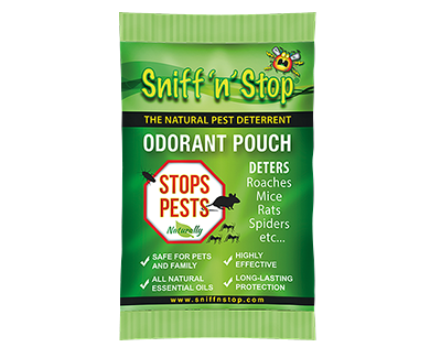 Sniff'n'Stop Storage Guard Pouches