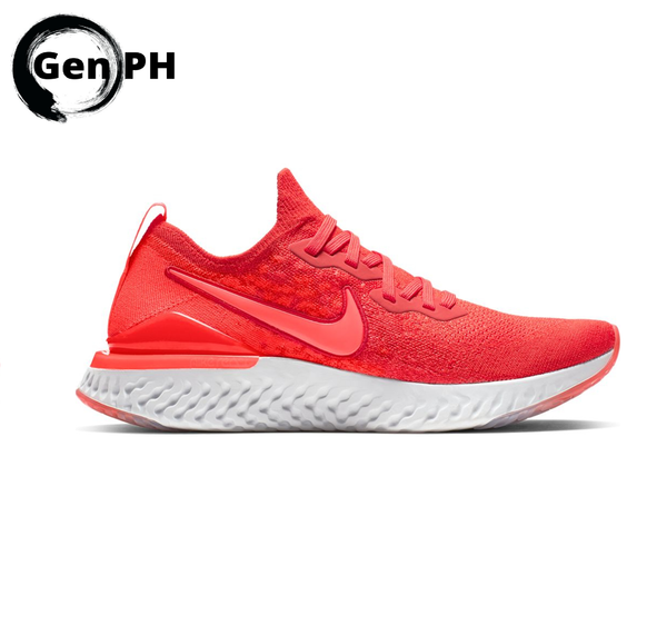 Nike Epic React Flyknit 2 Chile Red