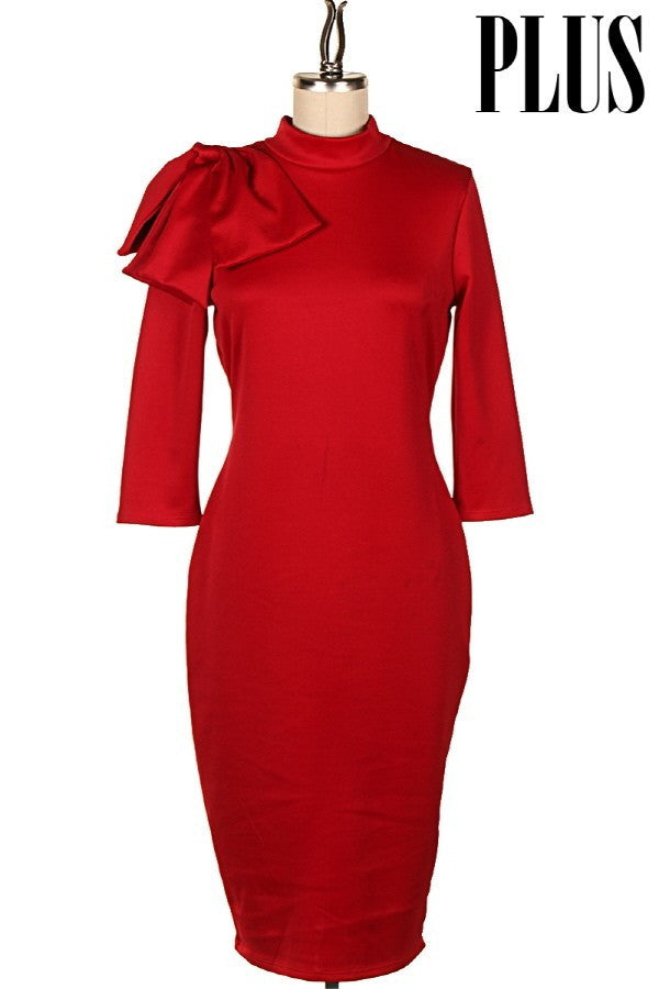 Beauty Audrey Curvy Gyrl Dress
