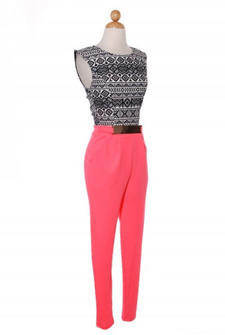 The Pink Tribe Jumpsuit