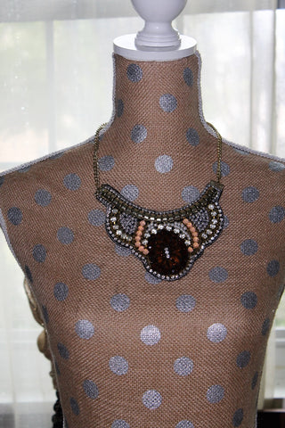 Gentilly Bib (Necklace)