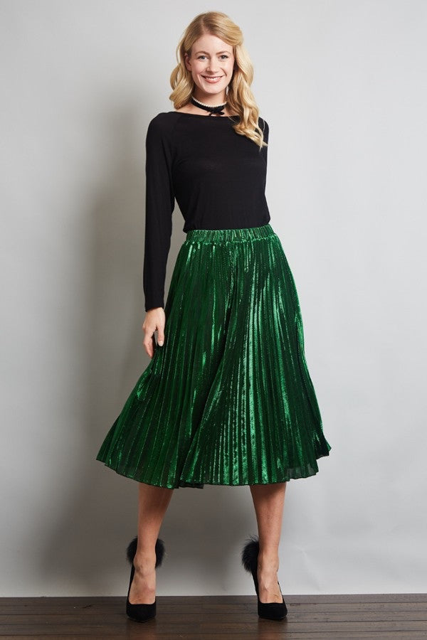 Marlo Skirt (Green)